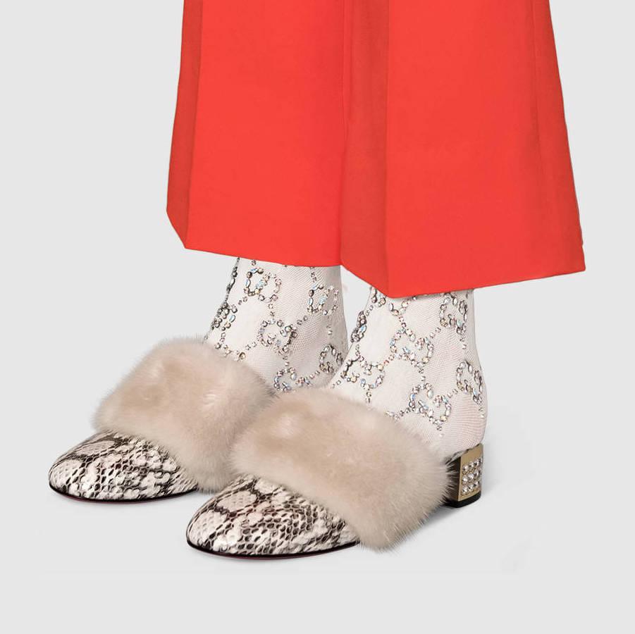 Rihanna 300.000 forintos Gucci zoknija avagy a designer zoknik támadnak