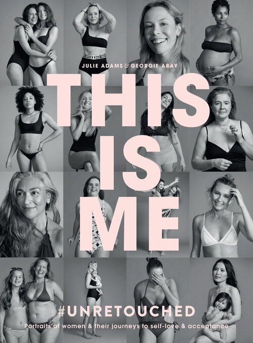 """Az """"Ez vagyok én"""" könyv a női testet, az egyéniséget és az önszeretetet ünnepli"""