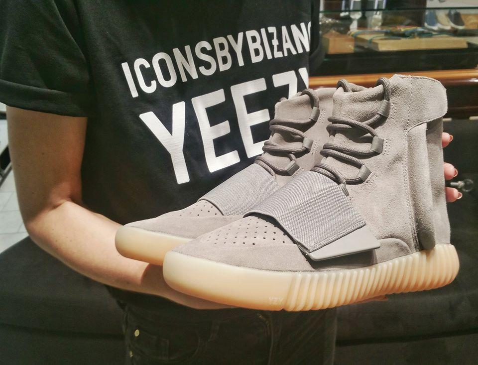 A láthatatlan cipő: Kanye West Yeezy 750 Boost