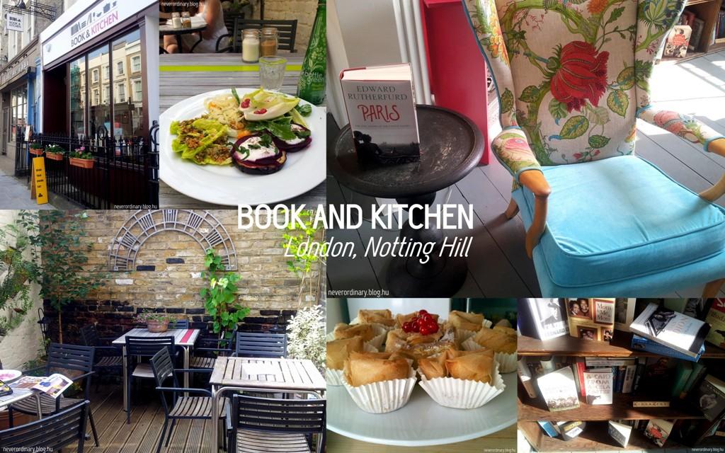 Book and Kitchen – Notting Hill titkos gyöngyszeme