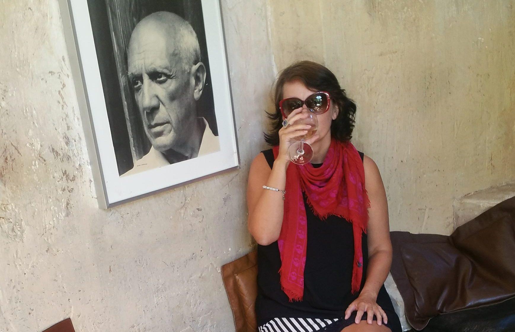 Colombe d'Or – étterem a francia Riviérán, ahol eredeti Picasso és Matisse mellett vacsorázhatunk