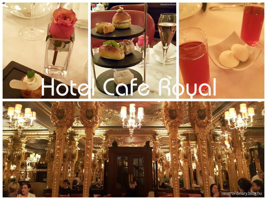 Ahol Oscar Wilde partizott – Nagyvilági teázás a Hotel Café Royalban