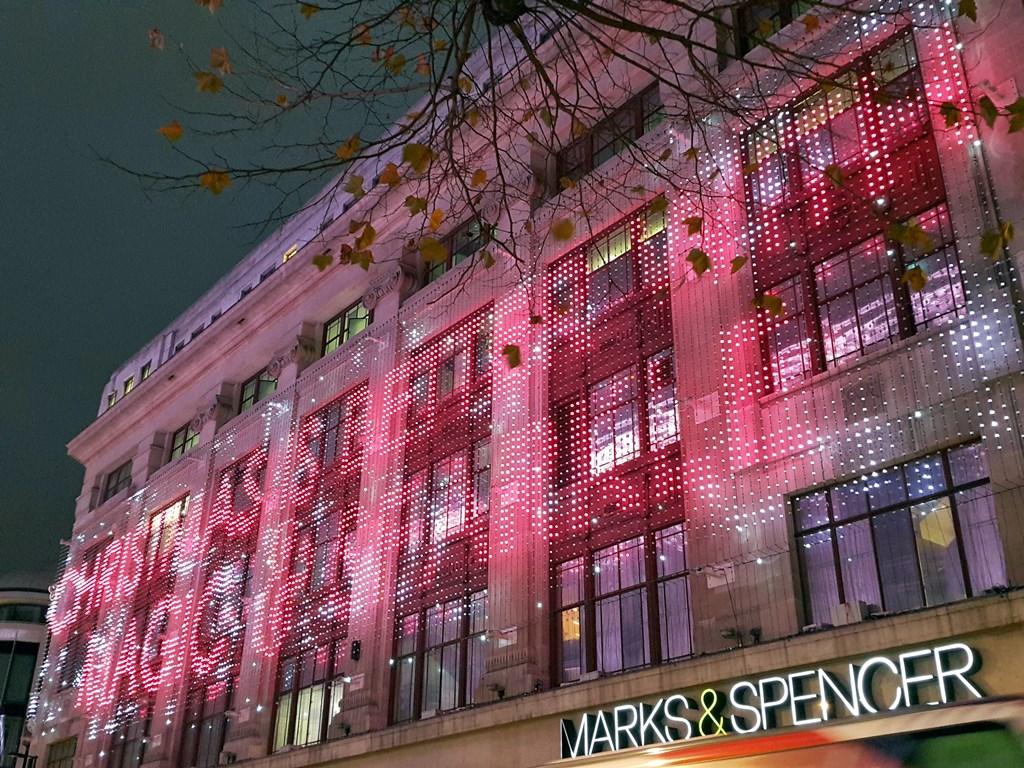 London Calling 4 – Karácsonyi fények