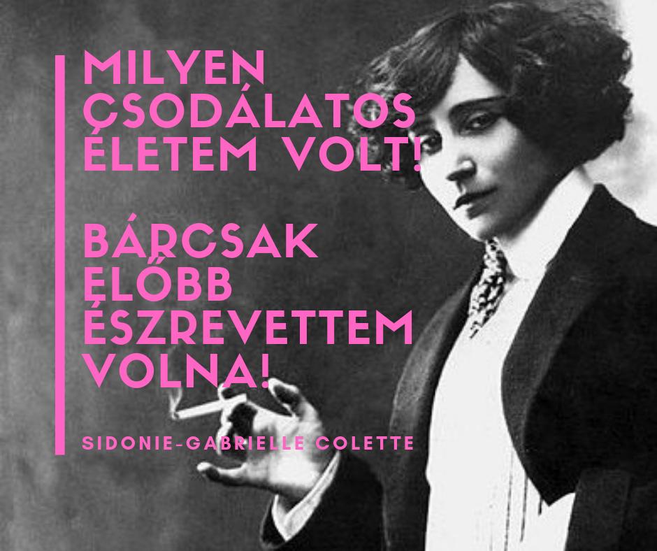 Colette –  A nő, aki szabad akart lenni