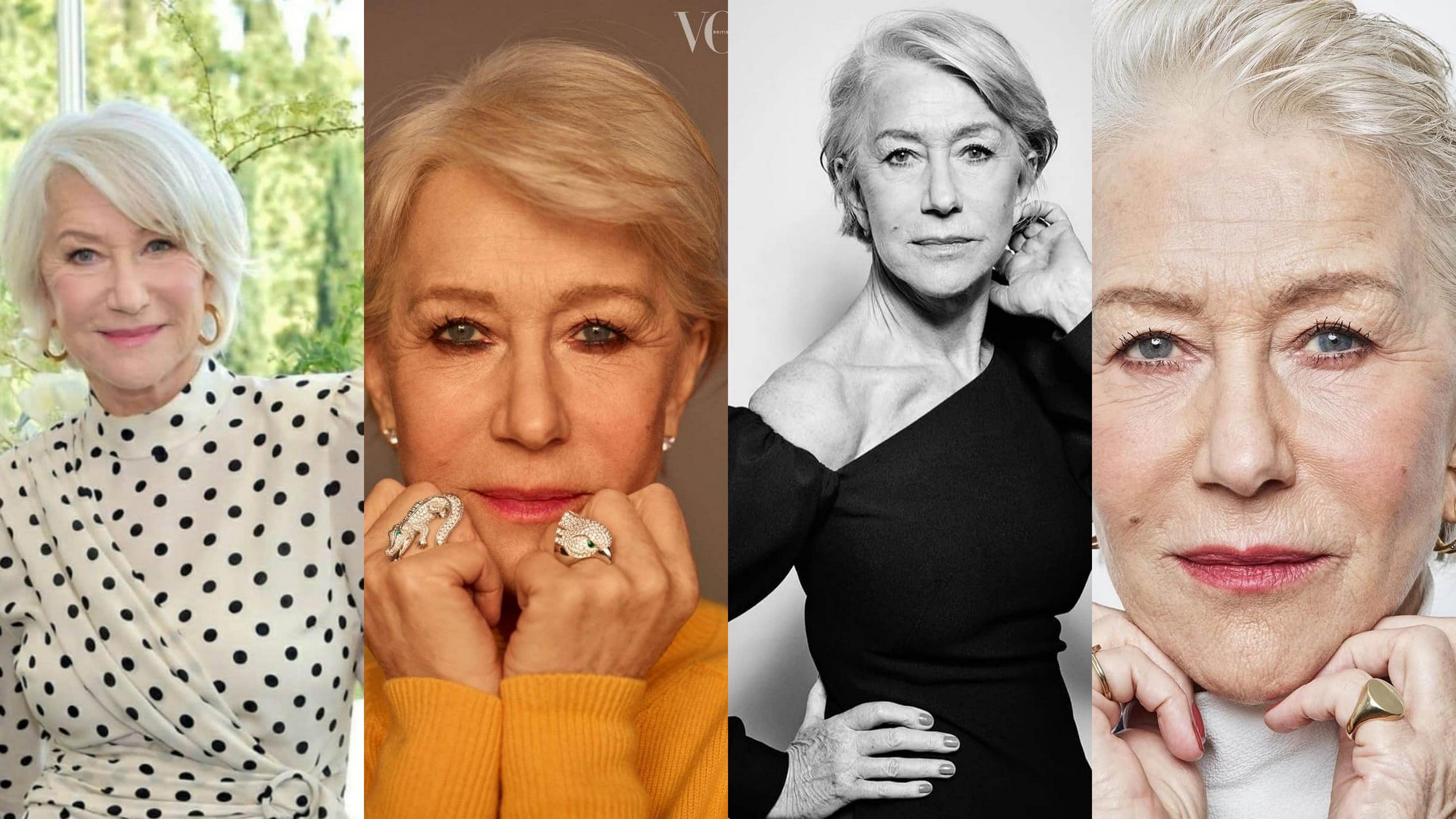 Nem akarok fiatalon meghalni, inkàbb megöregszem! – Helen Mirren 75 éves