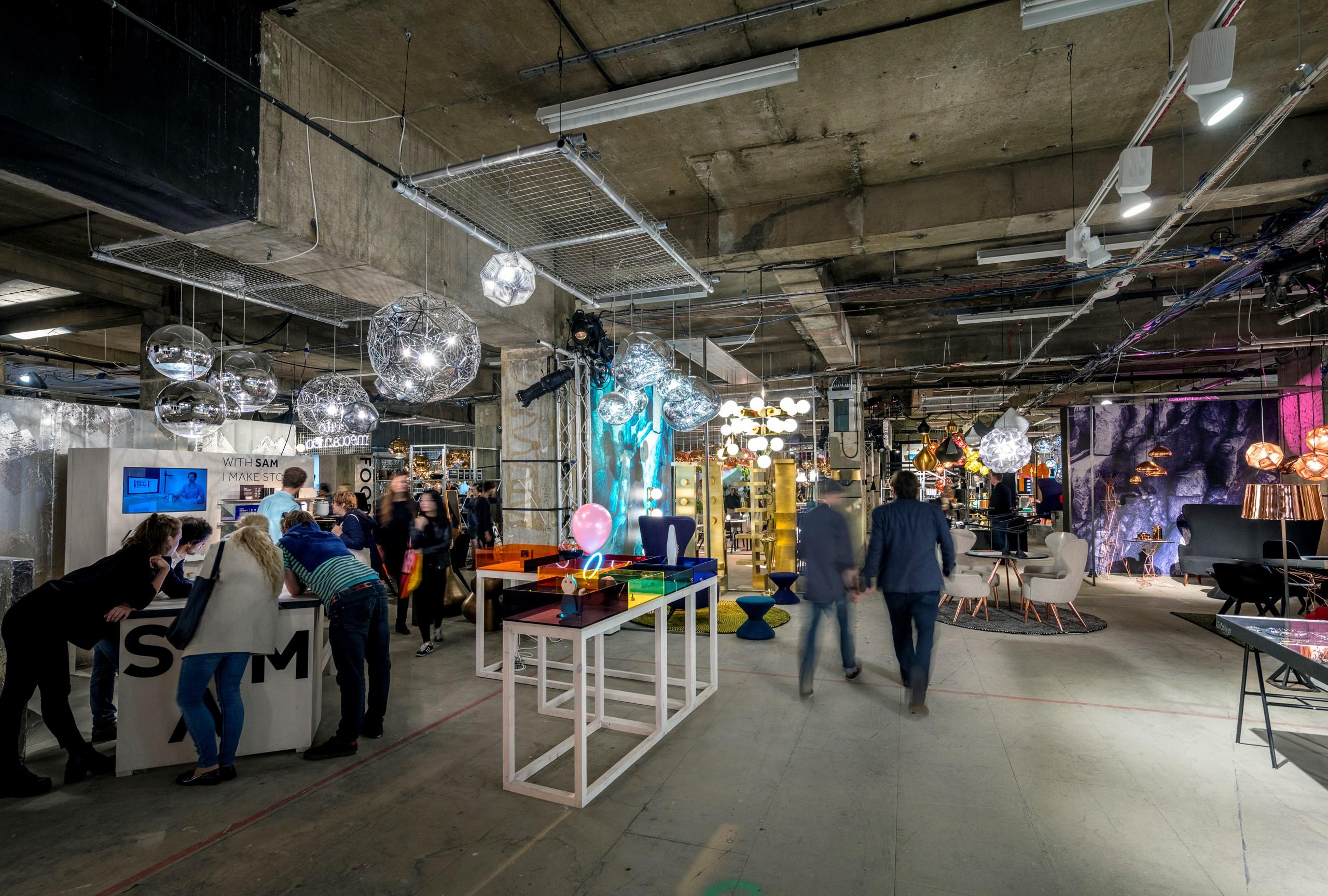 A jövő áruháza – Multiplex Tom Dixontól