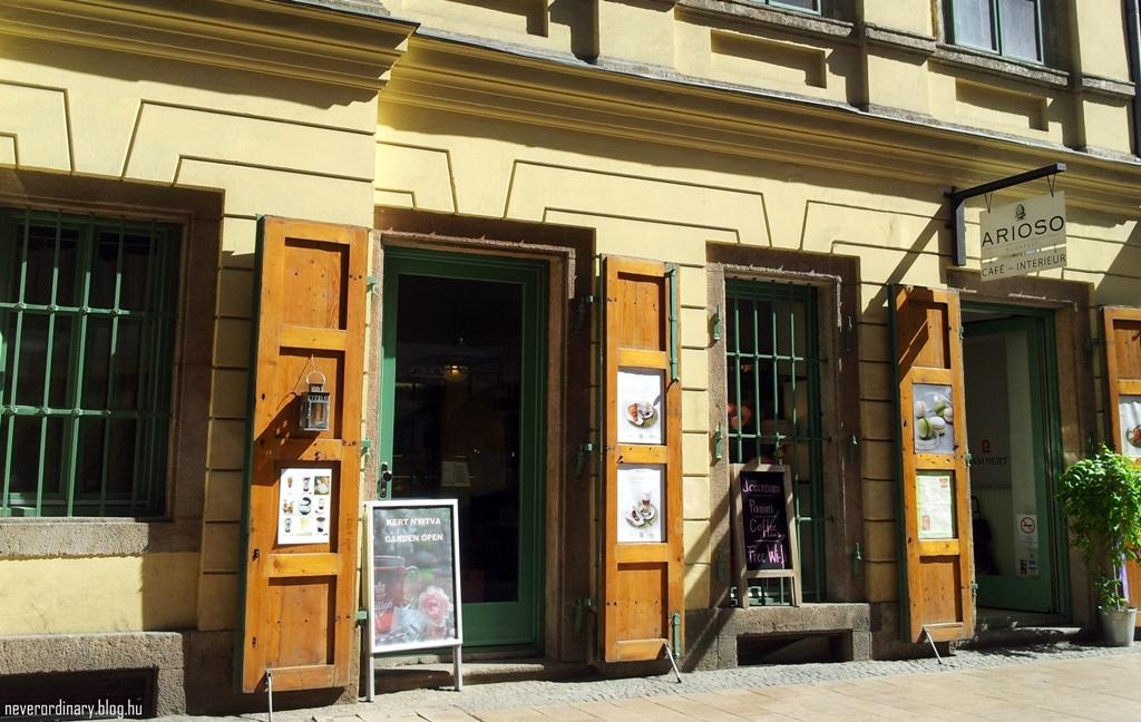 Arioso Cafe – a tökéletes randihelyszín