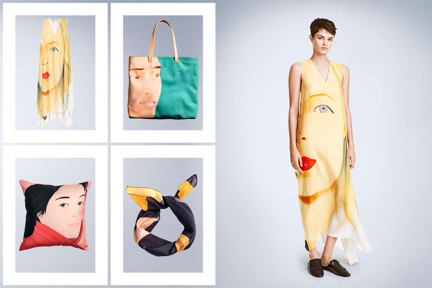 A divat szereti a művészetet – Összeállt Alex Katz és a H&M
