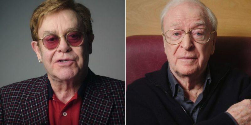 Oltásösztönző videóban szerepel Elton John és Michael Caine Angliában