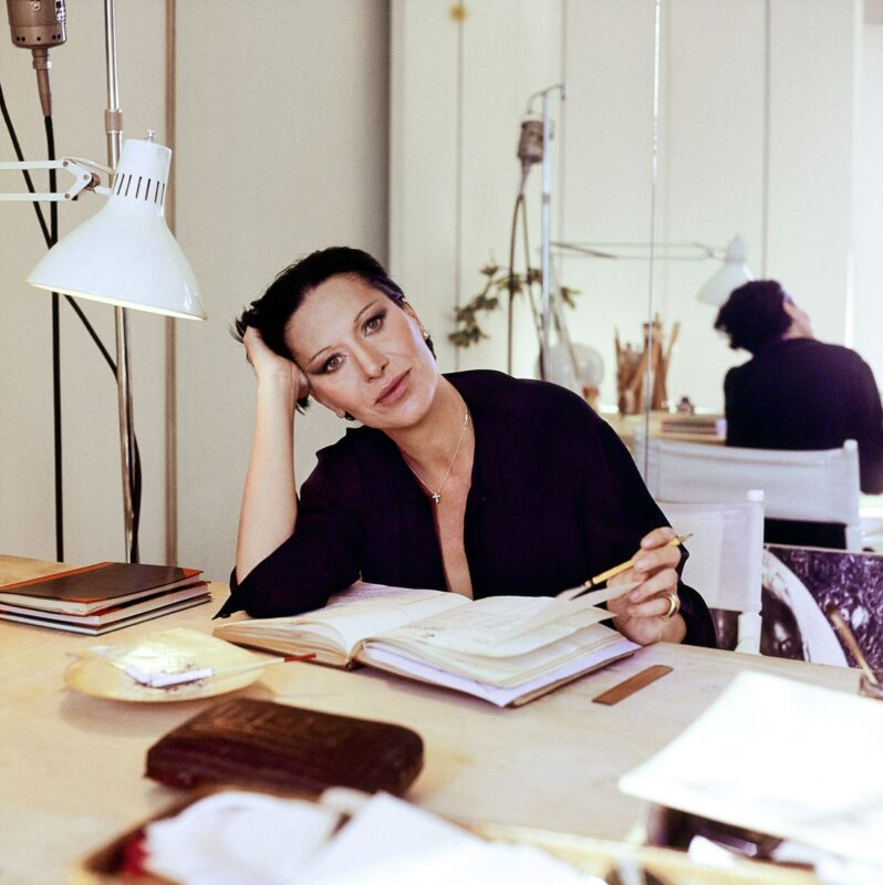 Meghalt Elsa Peretti, aki forradalmasította az ékszervilágot