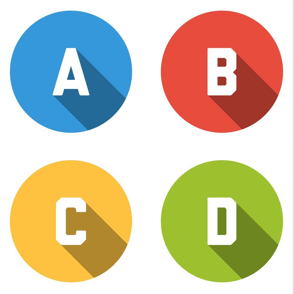 A, B, C vagy D – Te melyik személyiségtípusba tartozol?