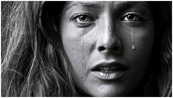 Sírás, a nők láthatatlan pajzsa