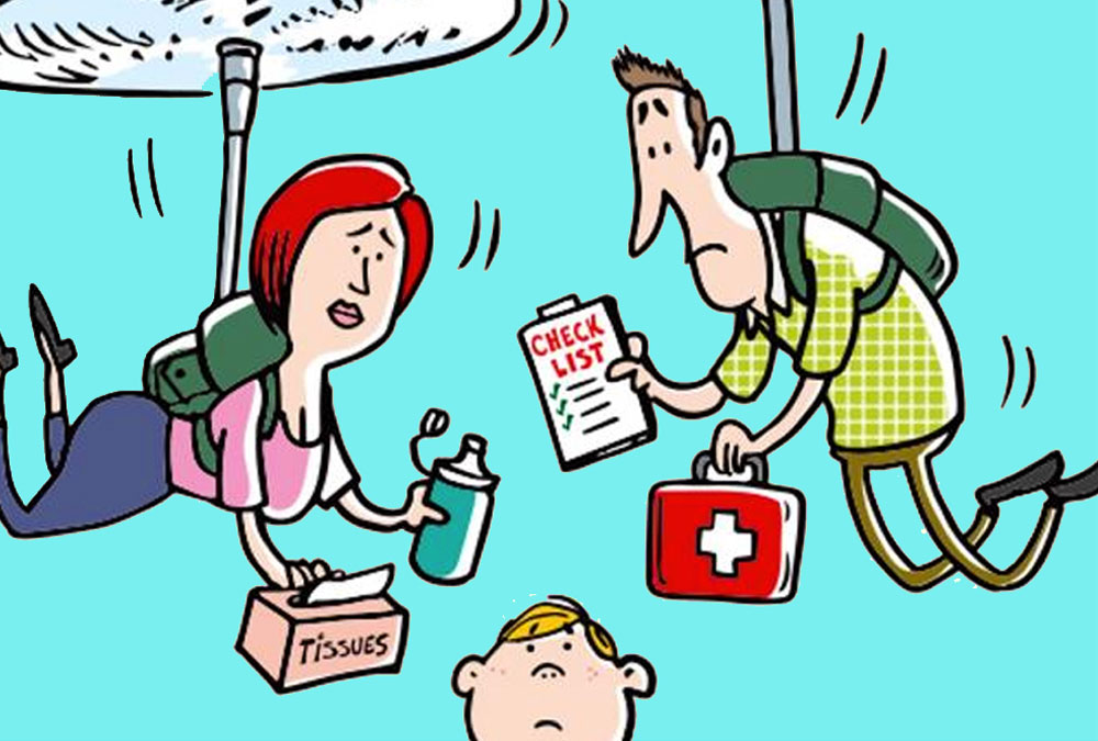 Helikopter szülők: vajon hol van a szülői kontroll egészséges határa?