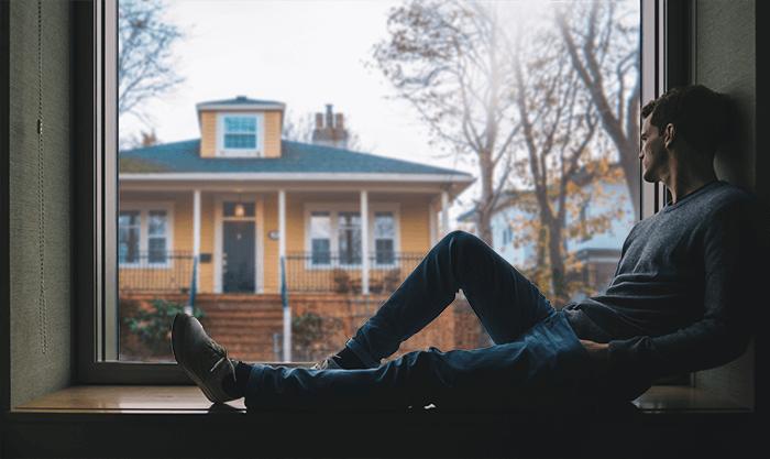 Az egyedülálló férfiak társadalmi helyzete és mentális nehézségei