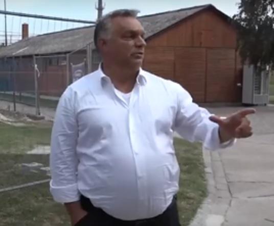 Bizonyíték, hogy Orbán hazudik, Soros meg nem