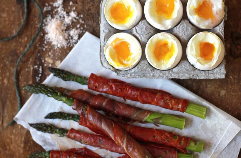 Ebédre is tojást!