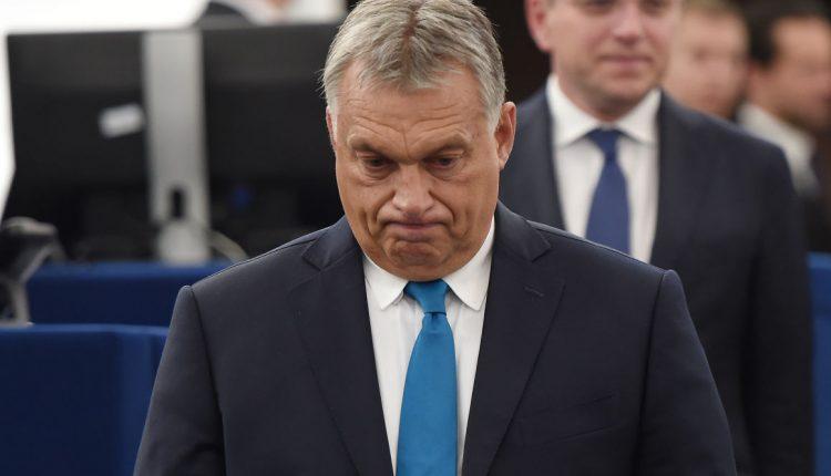 Európa végre szembeszáll Orbánnal
