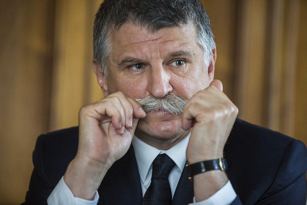 Lekommunistázták a történelemtanárok Kövér Lászlót