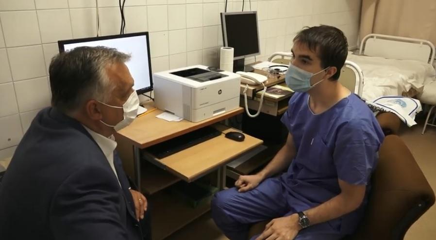 Orbán nem volt rá kíváncsi, hogy az orvosok szerint nincs, aki működtesse a lélegeztetőgépeket