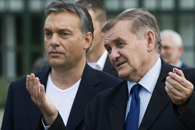 A Fidesz másod-Csurkája Lakiteleken