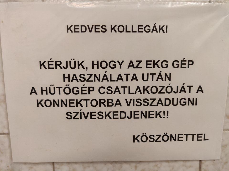 """A Fidesz szerint """"a magyar egészségügy 2010 óta folyamatosan fejlődik"""""""