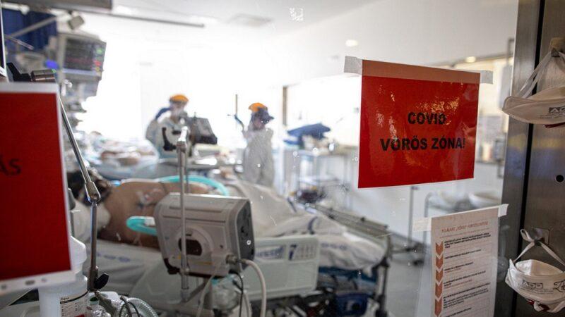 Orbán azt ígérte, mindenkit meggyógyítanak, eközben az intenzív osztályokon 95% a halálozási arány
