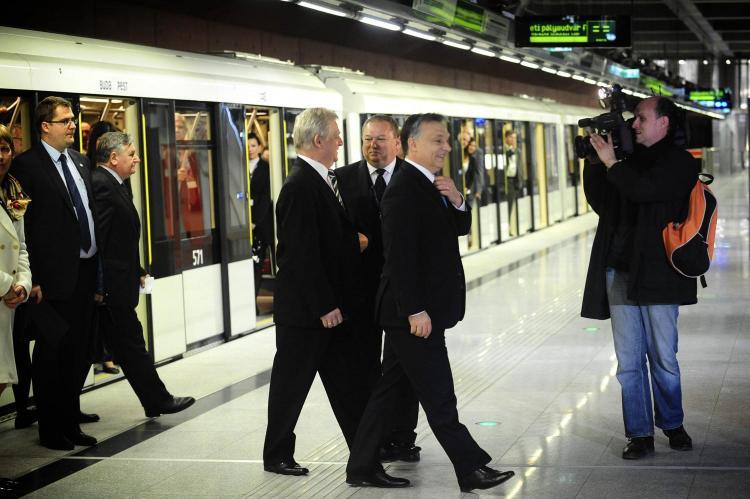 Propaganda célokra használhatja a Fidesz az Alstom pert, pedig szügyik lehet az ügyben