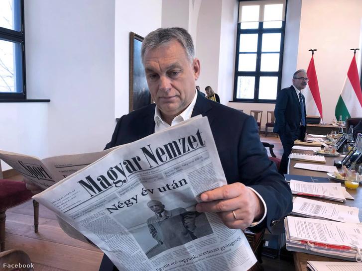 Orbán lebuktatta saját hazugságát
