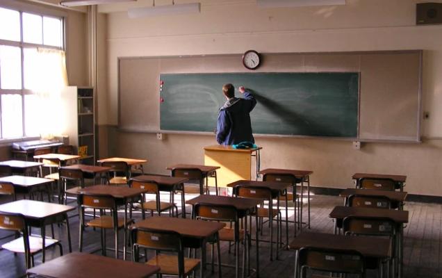 Nem baj, ha nem lesz tanár, a gyerekek úgyis otthagyják az iskolát