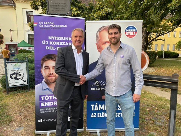 Budafokon alig 70 voks a különbség az ellenzéki jelöltek között, de 500 a technikailag érvénytelen szavazatok száma