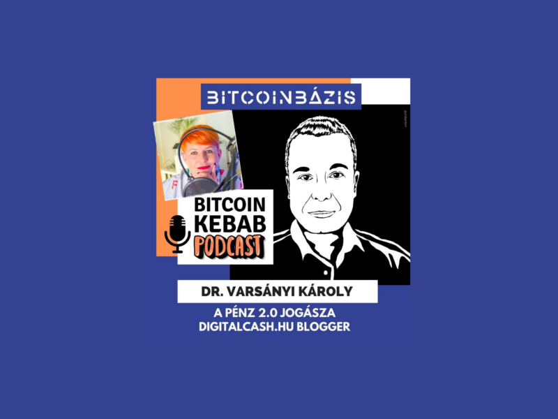 Kis magyar kripto-kórkép egy jogász szemével – Podcast