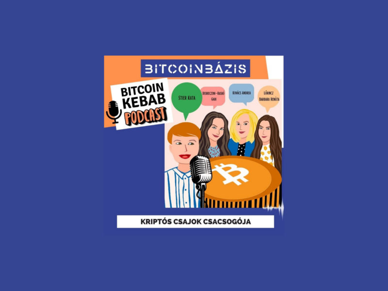 Nőként a magyar kriptovaluta szektorban – Podcast