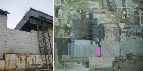 Mi szakadt be Csernobilban?