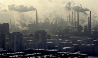 Kína, a szénzabáló szörnyeteg