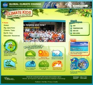 A NASA és a klímaváltozás