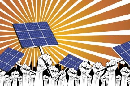 Több (napelemmel termelt) fényt a parlamentbe!