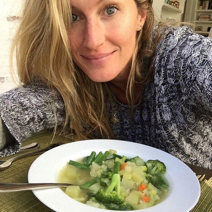 Gisele Bündchen diétája lesz az új paleo?
