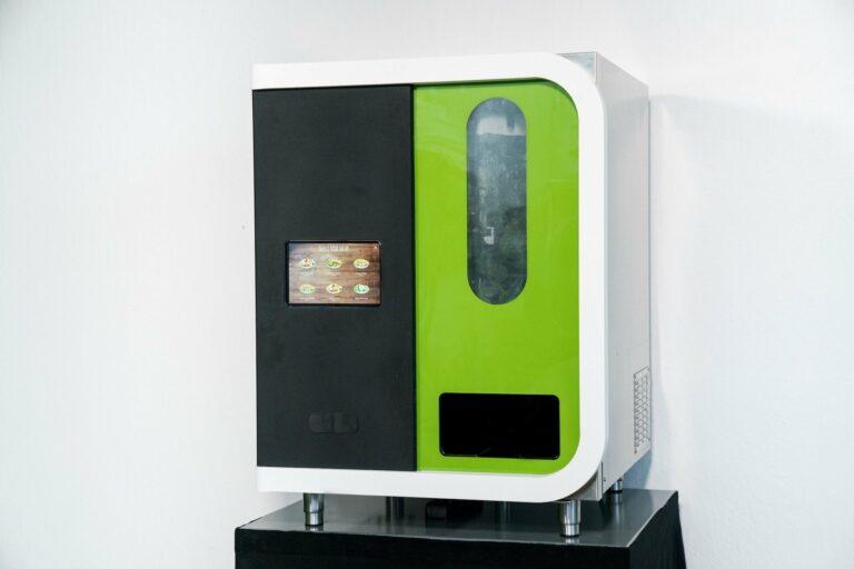 Ilyen automatát szeretnék a gyerekem iskolájába!
