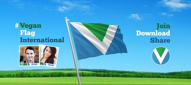 Megszületett! Íme a vegánok hivatalos zászlaja