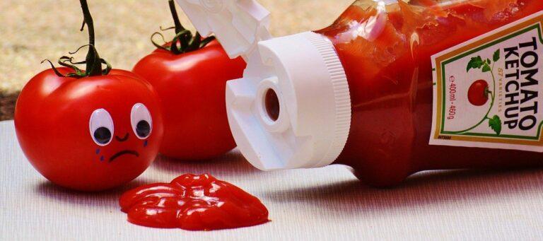Hogyan tanítsam meg a férjem ketchup nélkül élni?
