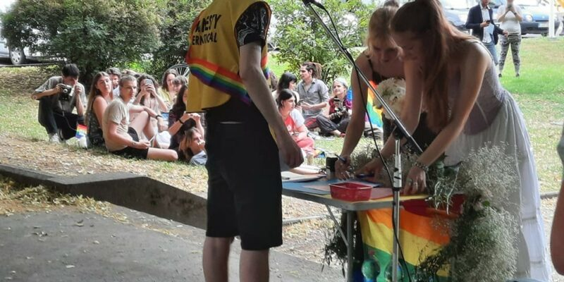 Békés piknik némi mellékzöngével- ez volt az első szegedi Pride