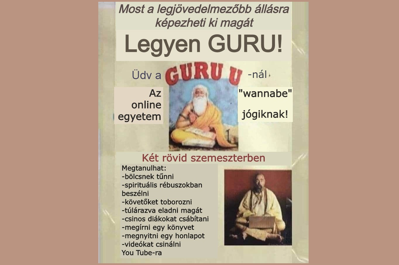 GURU Képző!
