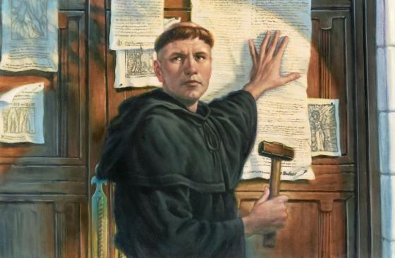 Aki fején találta a szöget – a reformáció napjára