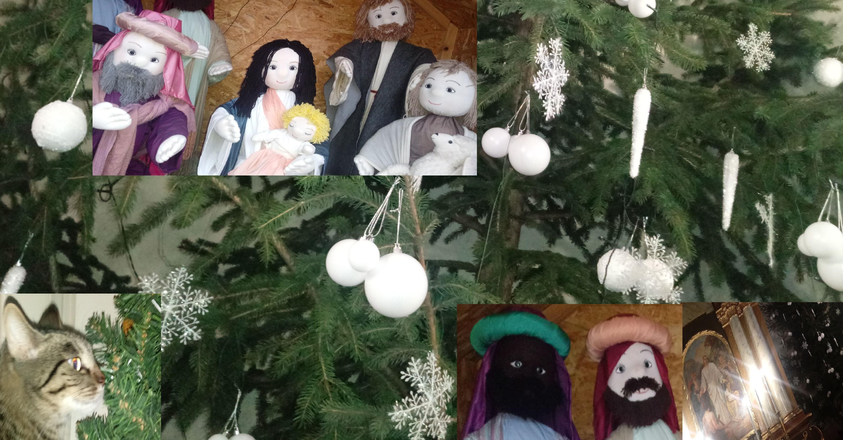 Karácsony jelenidőben