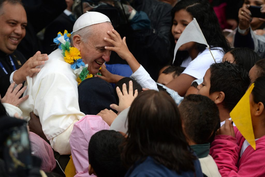 Ferenc pápa best of 2019