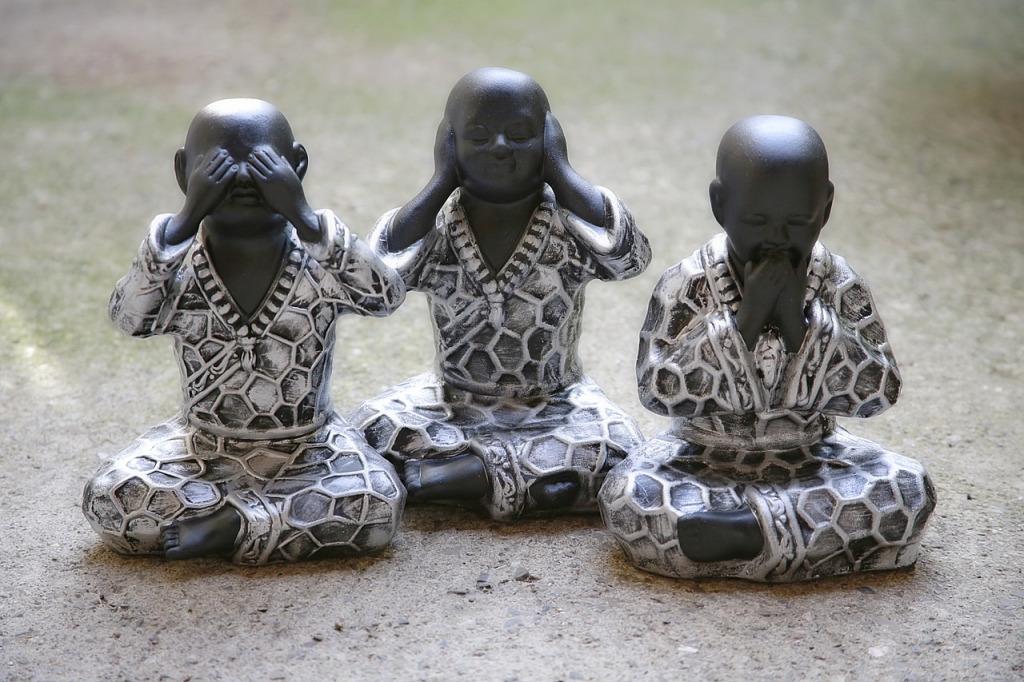 A buddhizmus rejtett arcai