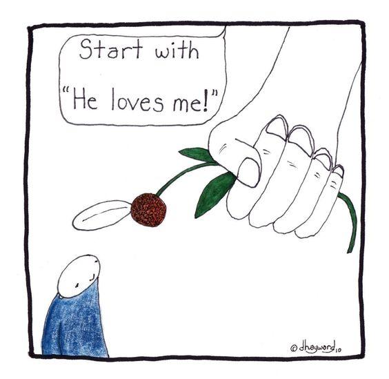 A szeretetet nem lehet tanítani, azt cselekedni kell!