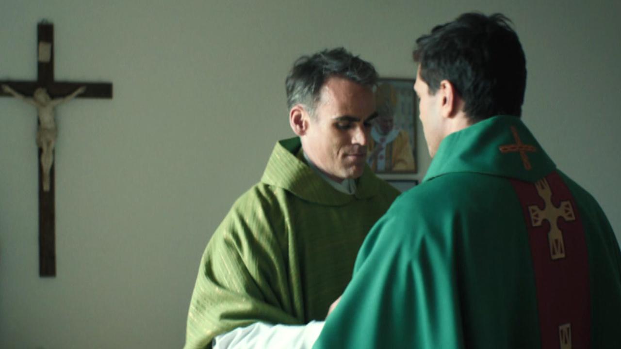Szexuális bántalmazás szerzetesek között