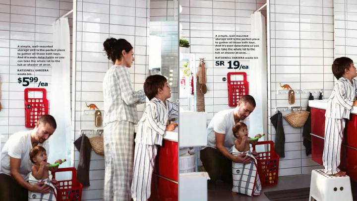 Ikea, a svéd feminizmus és a kultúratisztelet