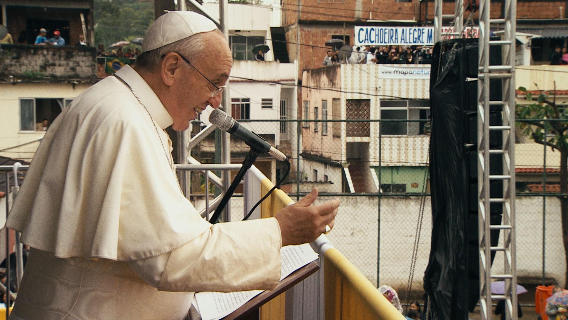 Nem értitek Ferenc pápát, mert nem ismeritek (még) az irgalmat!